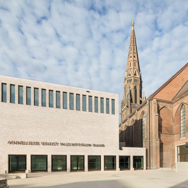 Anneliese Brost Musikforum Ruhr - BKSA