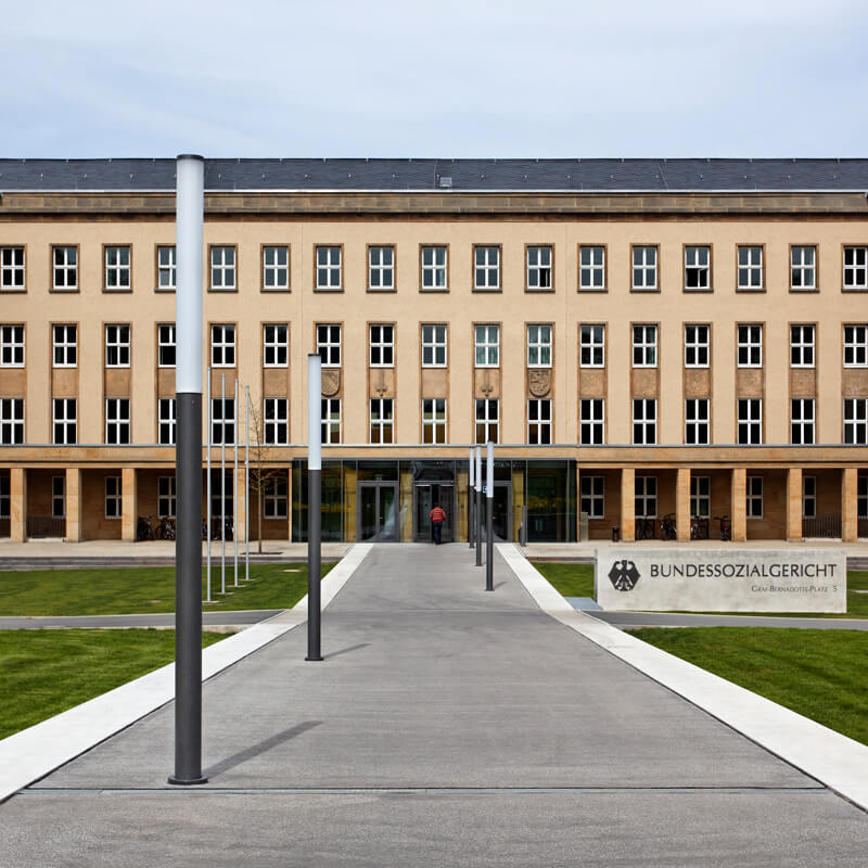 Bundessozialgericht in Kassel - BKSA