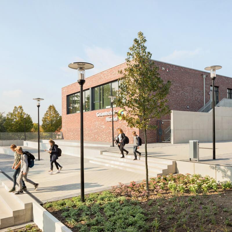 Neubau und Erweiterung der Gesamtschule Hörstel - BKSA
