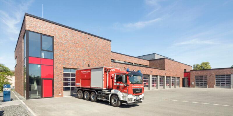 Feuerwehr Essen - BKSA