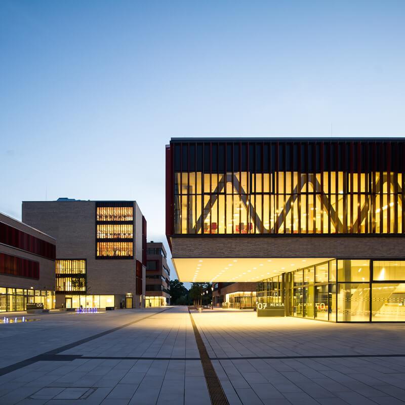 Hochschule Ruhr West - BKSA