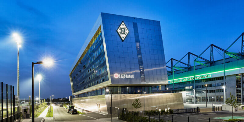 Borussia-Park Mönchengladbach - BKSA