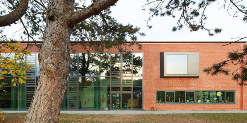 Neubau Grundschule Eckerkoppel in Hamburg - BKSA