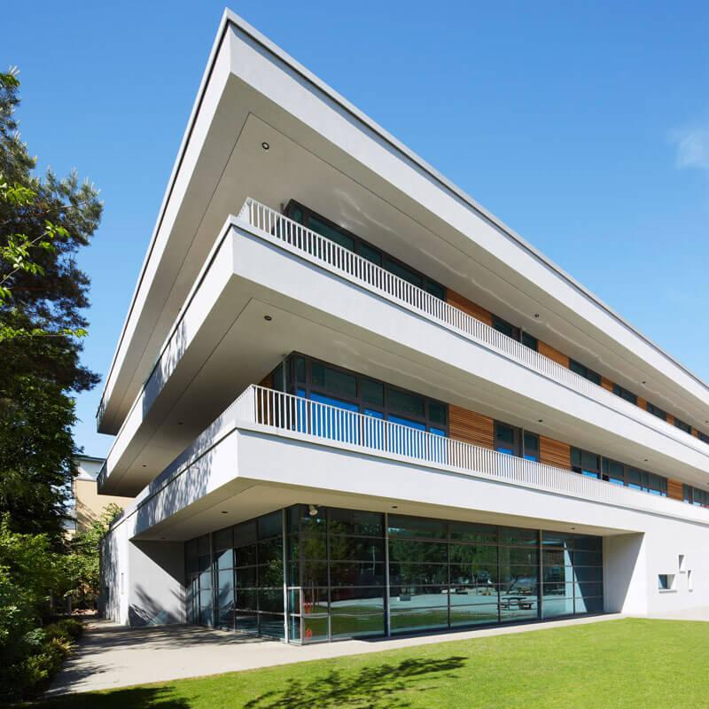 Neubau der Goldbek-Schule Poßmoorweg - BKSA