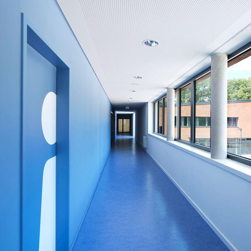 Neubau und Erweiterung der Grundschule Rellinger Straße in Hamburg - BKSA