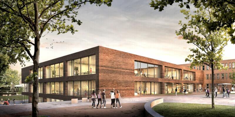 VgV Erweiterung des Gymnasiums Syke - BKSA
